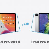 iPad Pro 2018 vs iPad Pro 2020