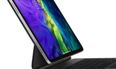 Appel iPad Pro 2020 et clavier