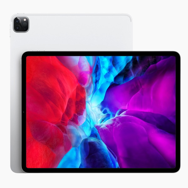 Apple iPad Pro 2020 avant et arrière