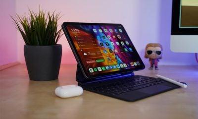 Magic Keyboard iPad Pro 4 test