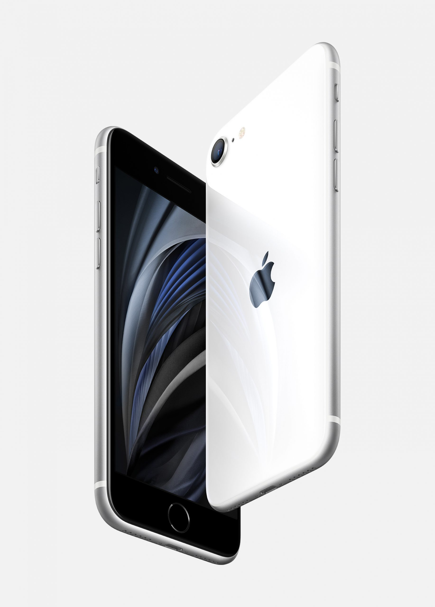 iPhone SE 2020 blanc