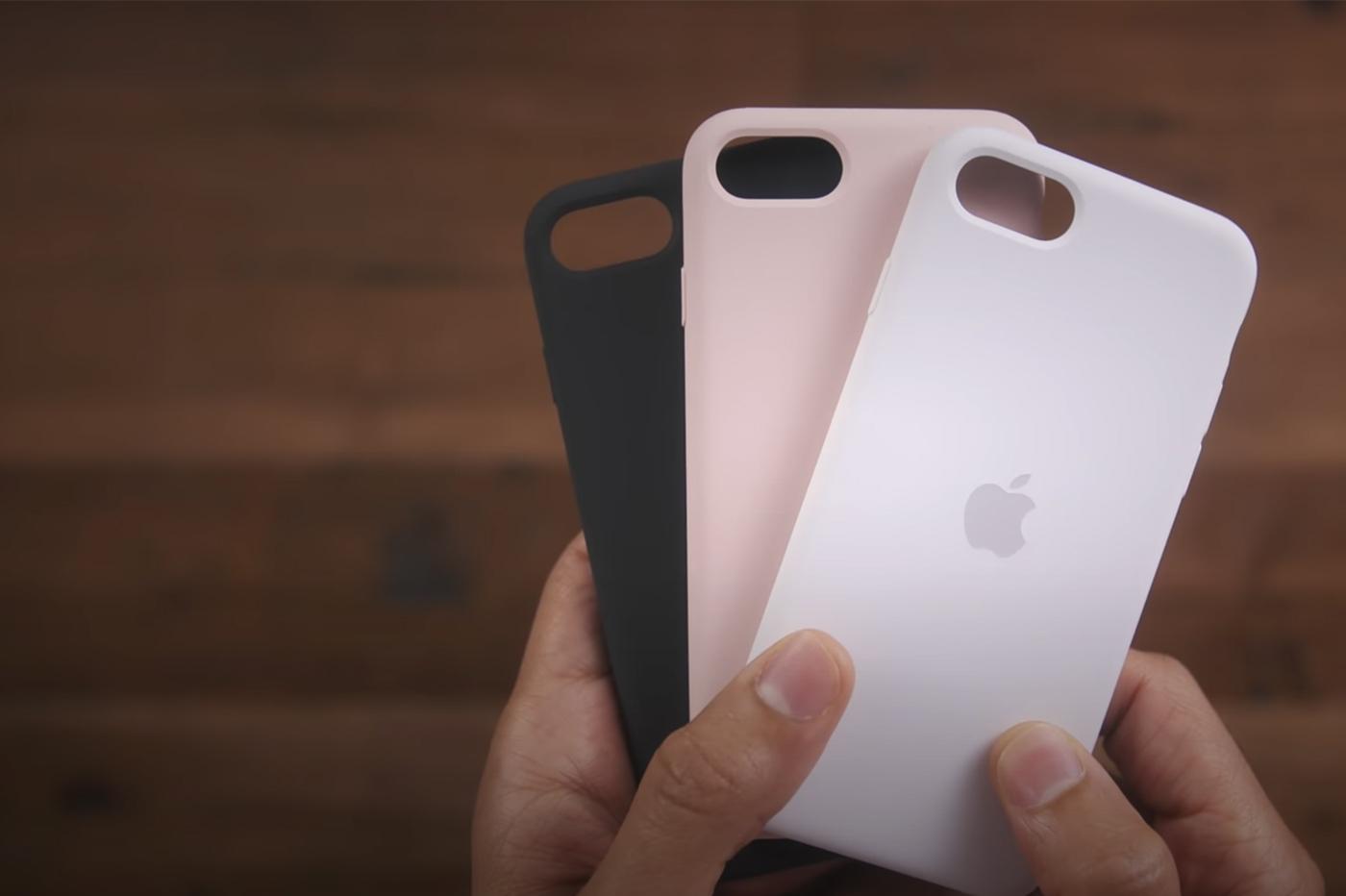 Vidéo : prise en main des nouvelles coques de l'iPhone SE (2020)