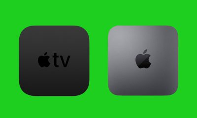 Mac Mini vs Apple TV