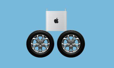 Roues Mac Pro
