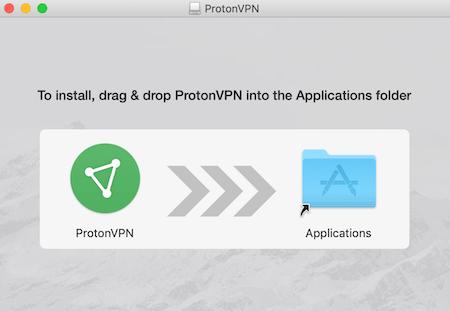 Configuration ProtonVPN