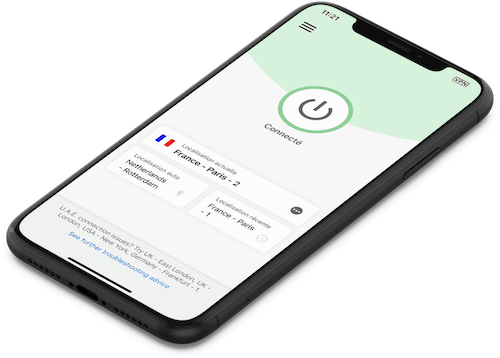 ExpressVPN iPhone