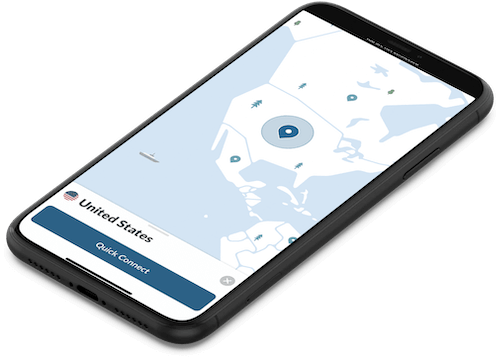 NordVPN iPhone