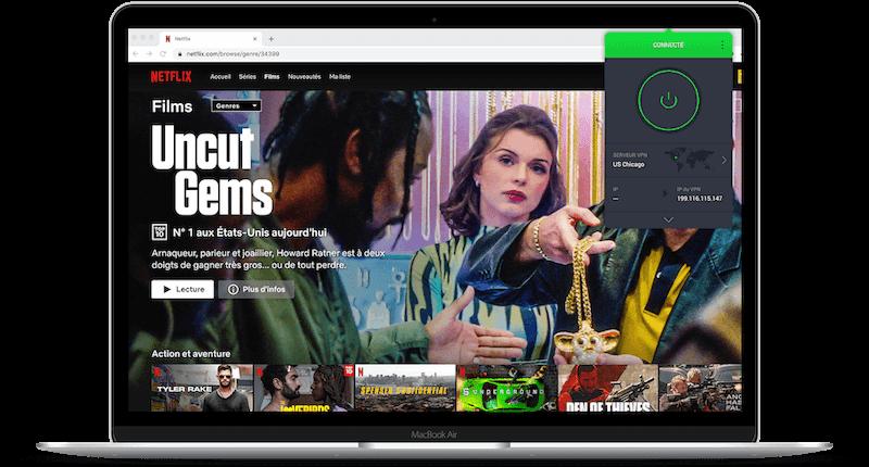 Private Internet Access Netflix US