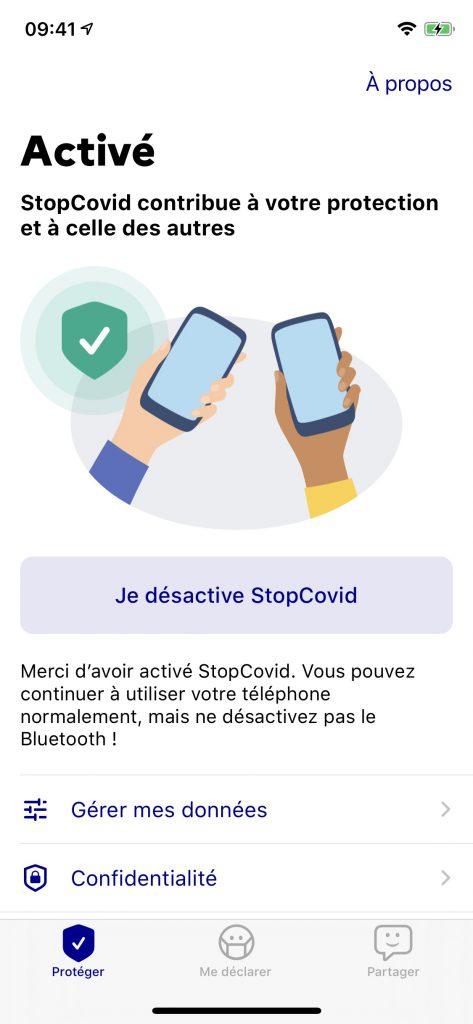 StopCovid: les premières images de l'app ont été dévoilées 4