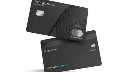 carte bancaire Samsung Money