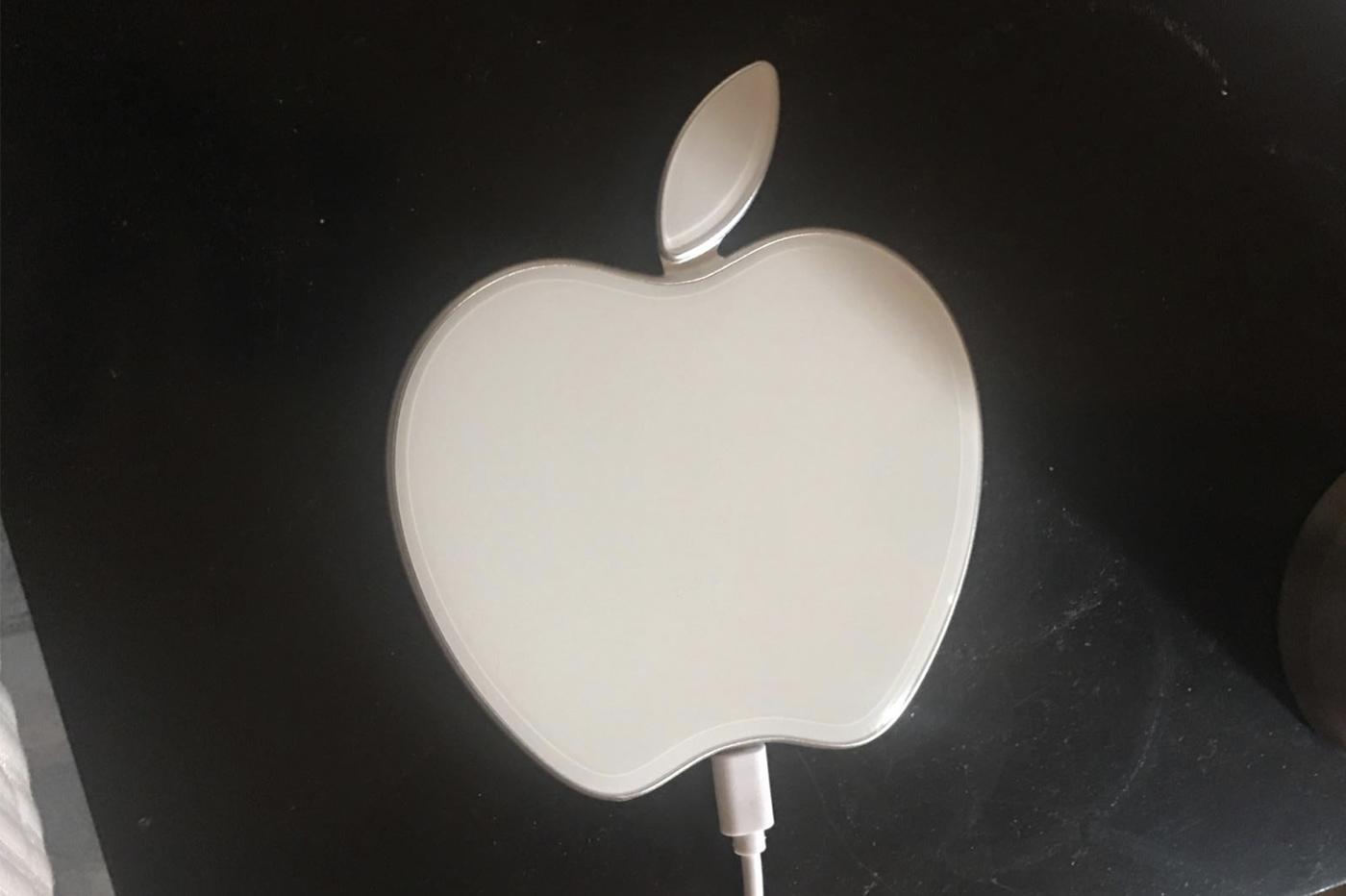 Chargeur sans fil iPhone