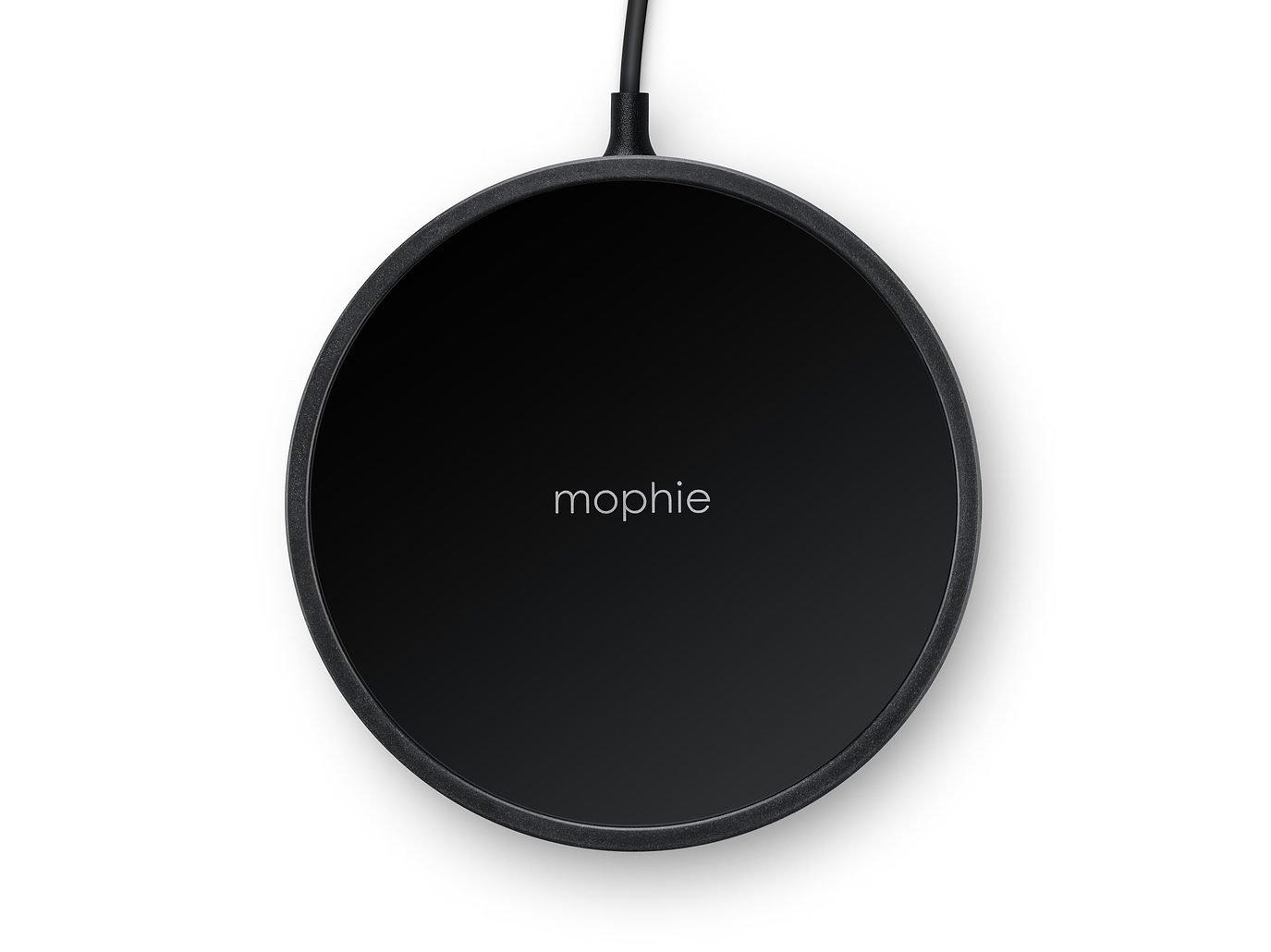 Chargeur sans fil induction Qi iPhone 11 Mophie
