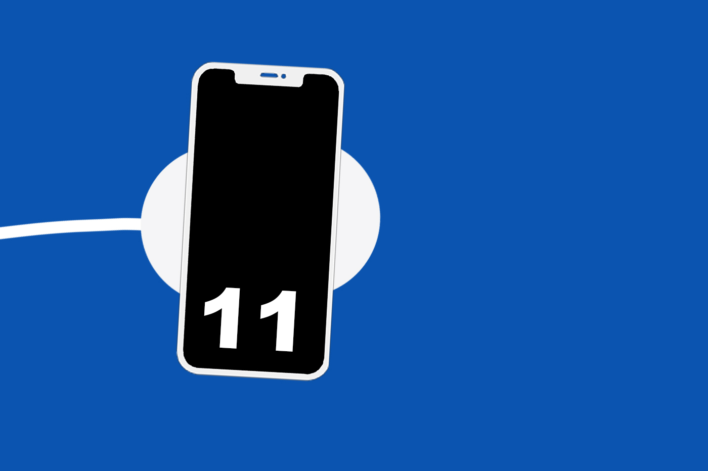 Guide achat chargeur sans fil iPhone 11