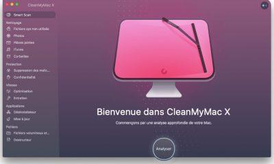 Application Clean My Mac