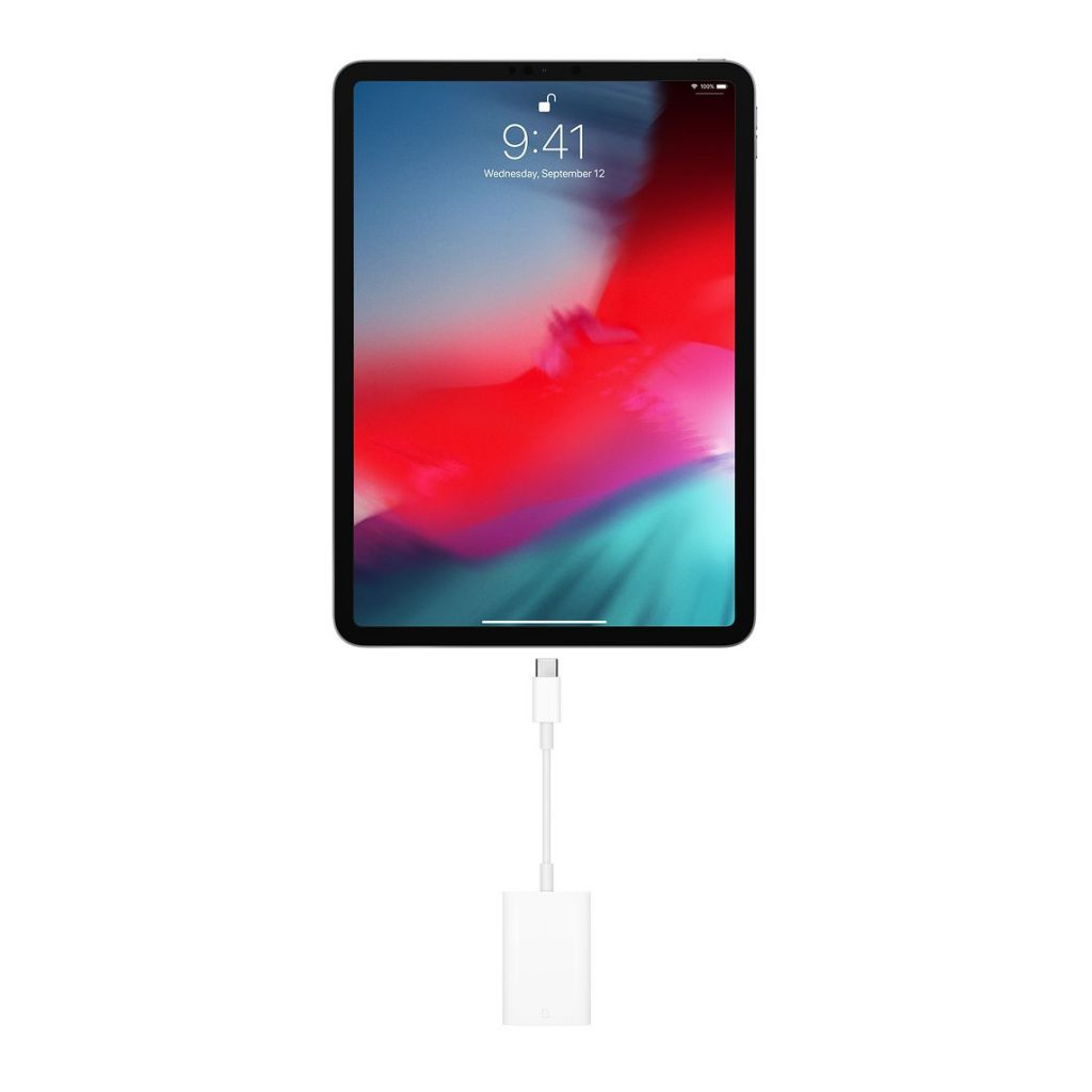 Adaptateur USB-C USB Apple accessoire iPad Pro 2020