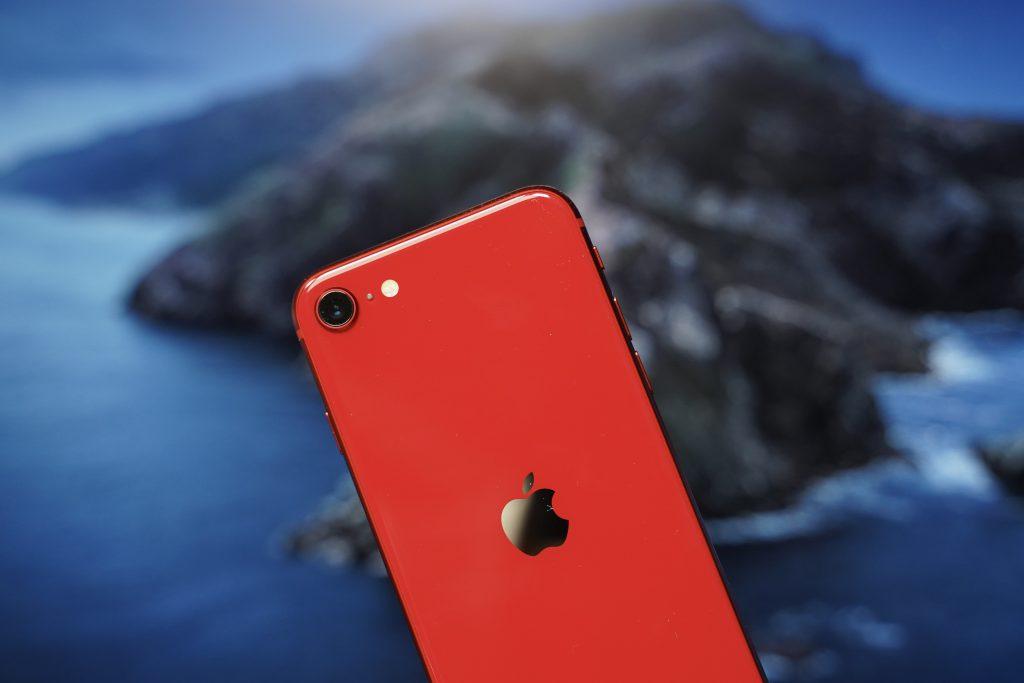 Test iPhone SE 2020