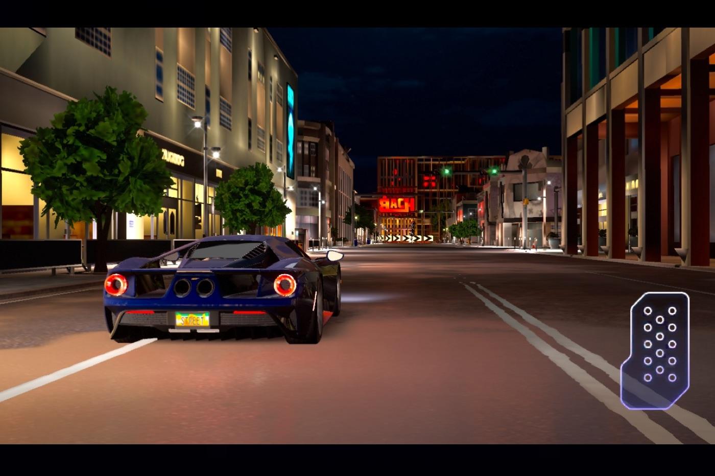 Jeu Forza Street pour iPhone et iPad