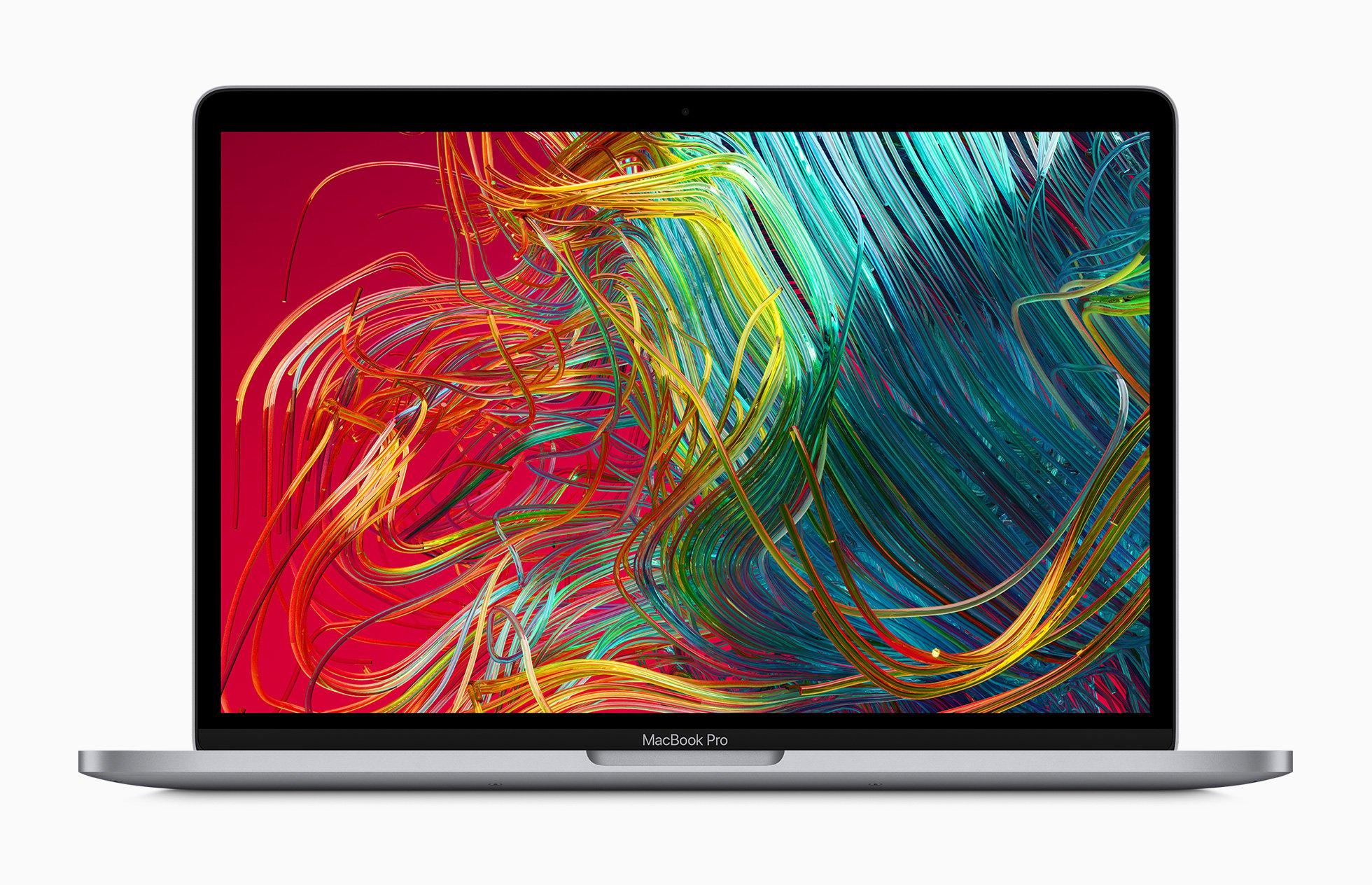 Fiche technique MacBook Pro 13 pouces 2020