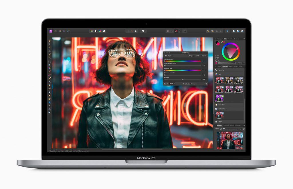 """Écran Retina MacBook Pro 13"""" 2020"""