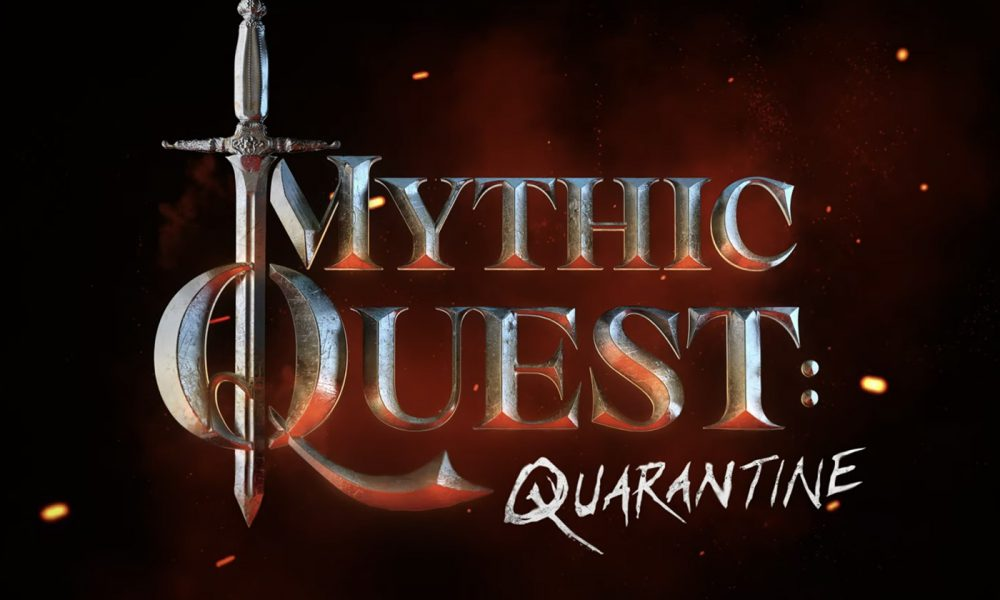 Mythic Quest: Quarantine