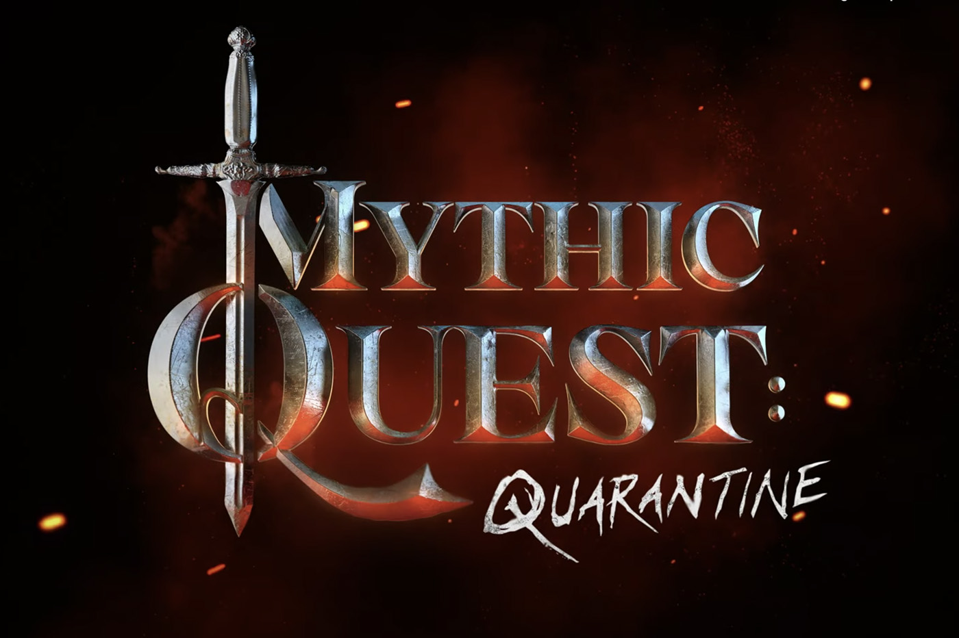 Mythic Quest: Quarantine