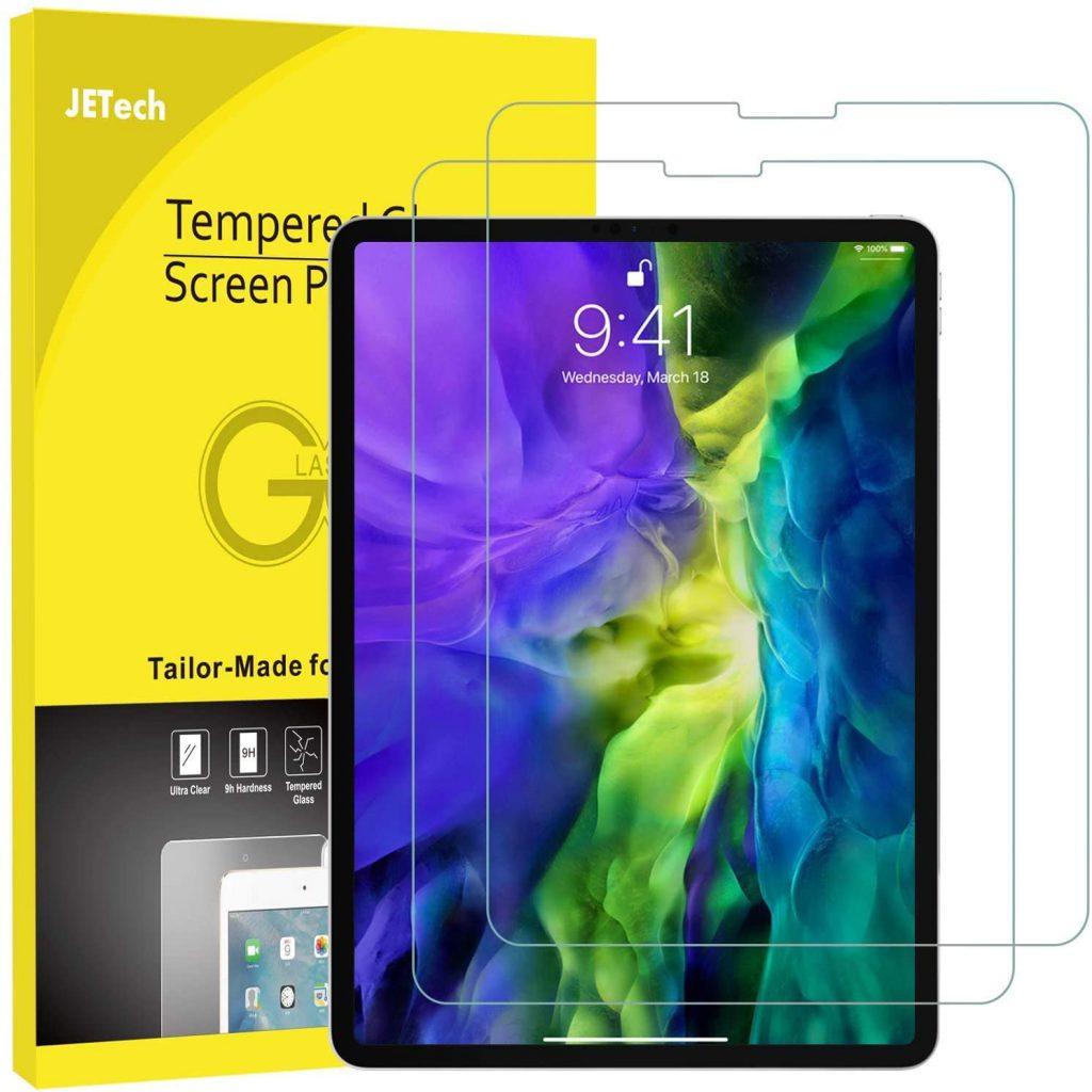 Protection écran verre trempé iPad Pro 2020