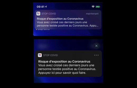 StopCovid: les premières images de l'app ont été dévoilées 5