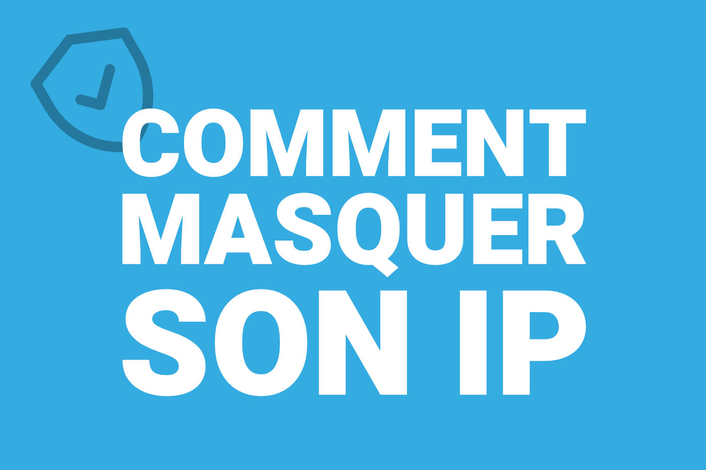Masquer IP