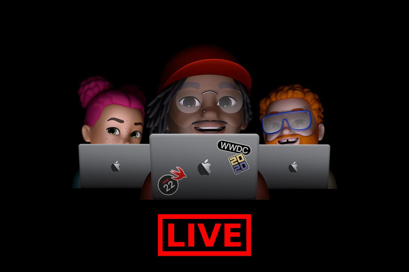 WWDC Live Keynote 2020