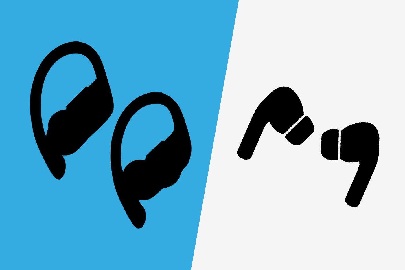 Comparatif AirPos Pro vs Powerbeats Pro