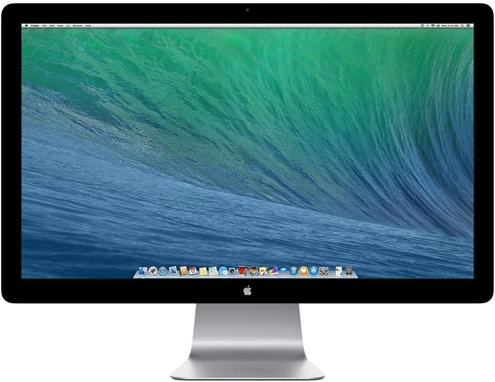 "Apple 27"" LED Thunderbolt Display"