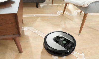 Aspirateur iRobot