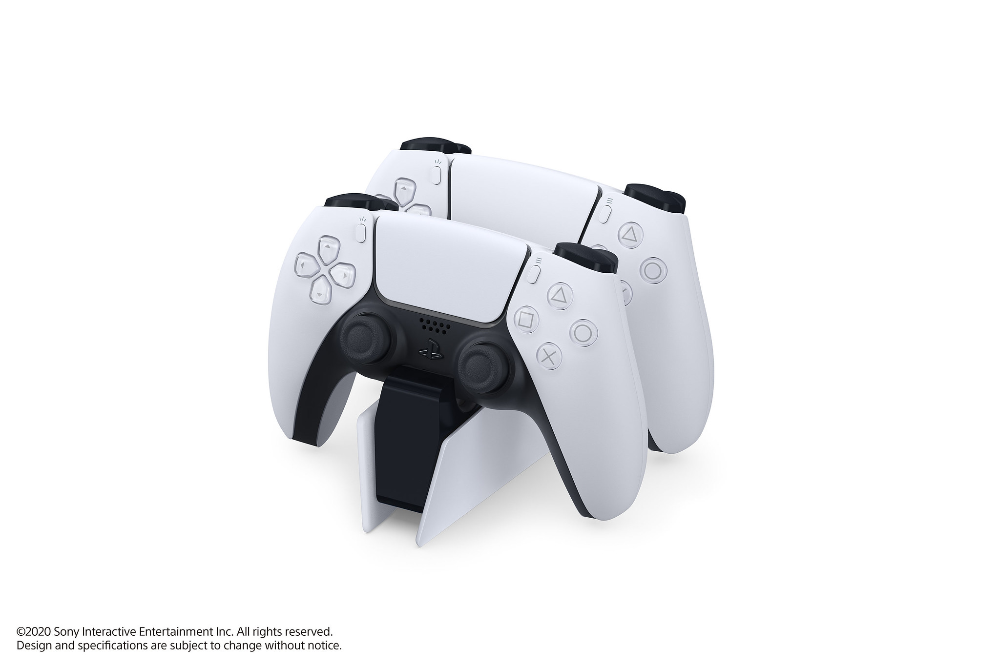 Charge manettes PlayStation 5
