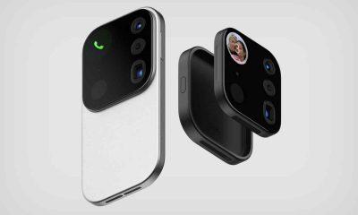 Concept caméra iPhone