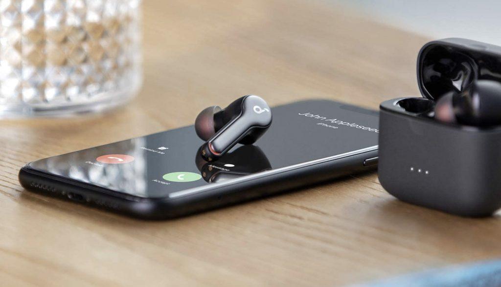Écouteurs iPhone Anker