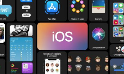 iOS 14 keynote WWDC