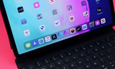 iPad clavier