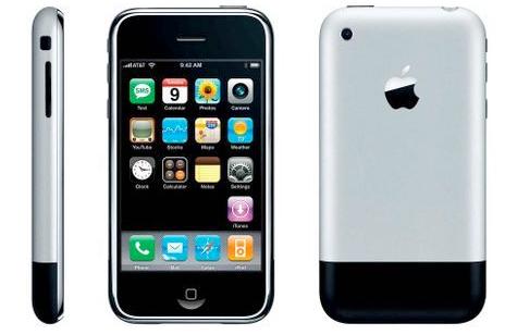 iPhone 1 de 2007