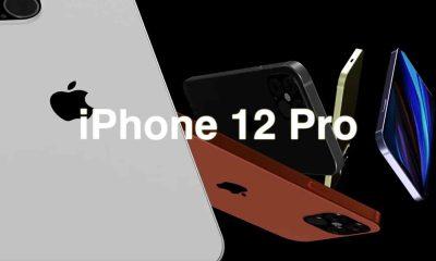 iPhone 12 Pro concept vidéo