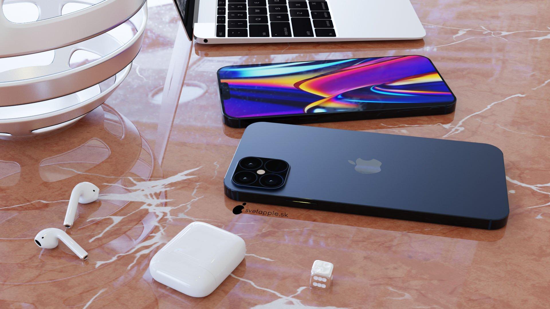 Maquette iPhone 12 dos
