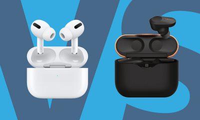 Sony WF-1000XM3 vs Apple AirPods Pro