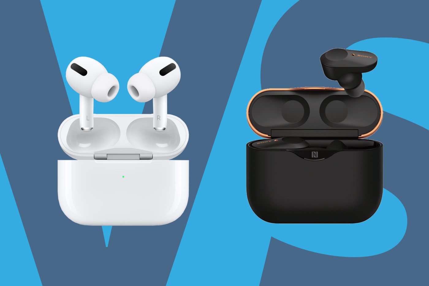 Sony WF-1000XM3 vs Apple AirPods Pro