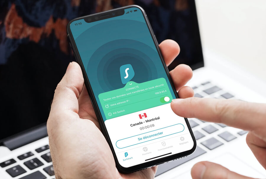 Surfshark VPN Kill Switch