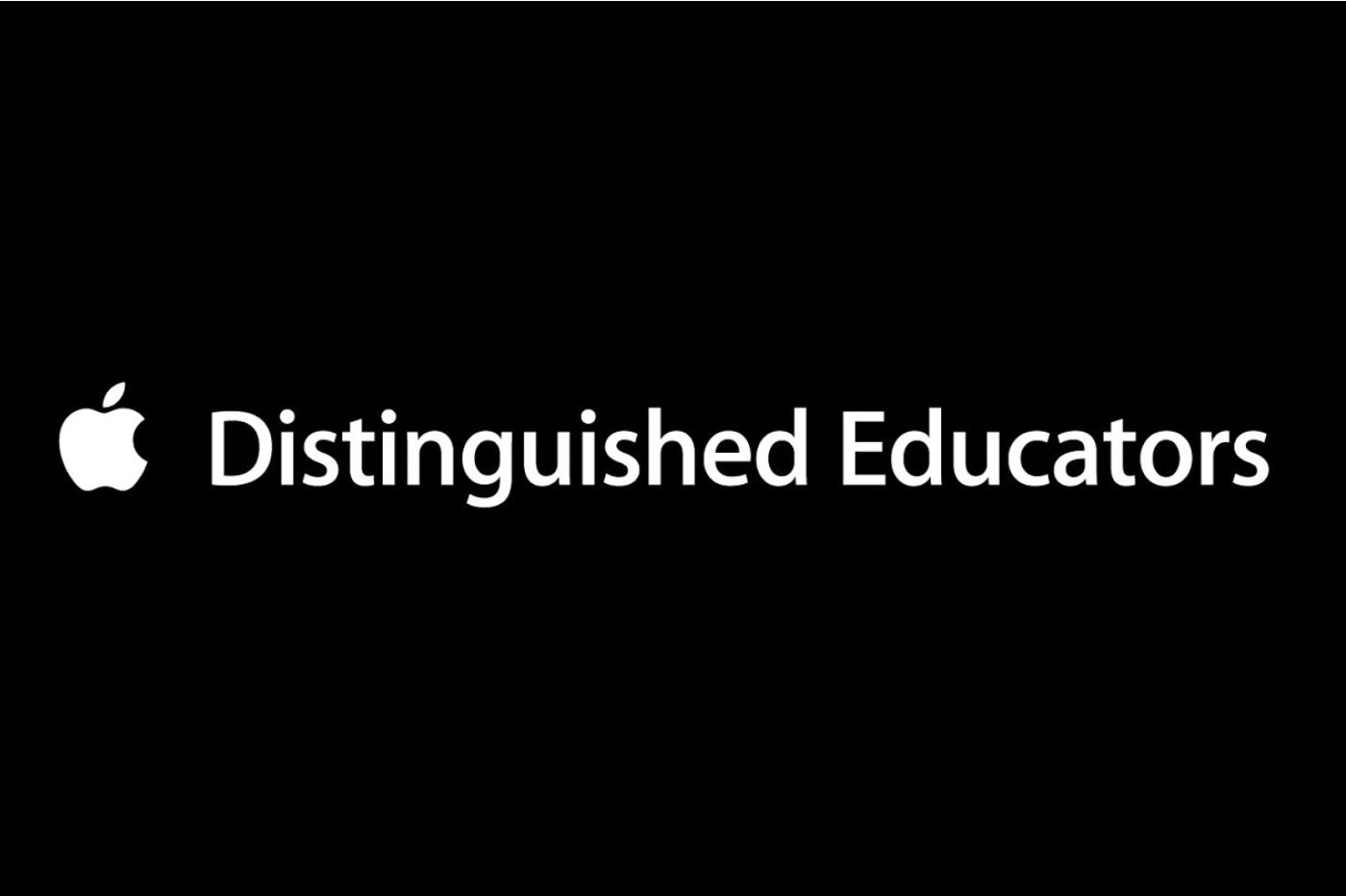 Programme Apple Distinguished educators