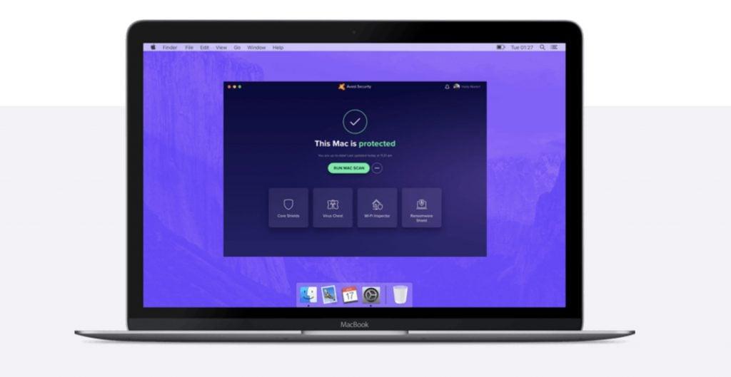 Avast meilleur antivirus Mac