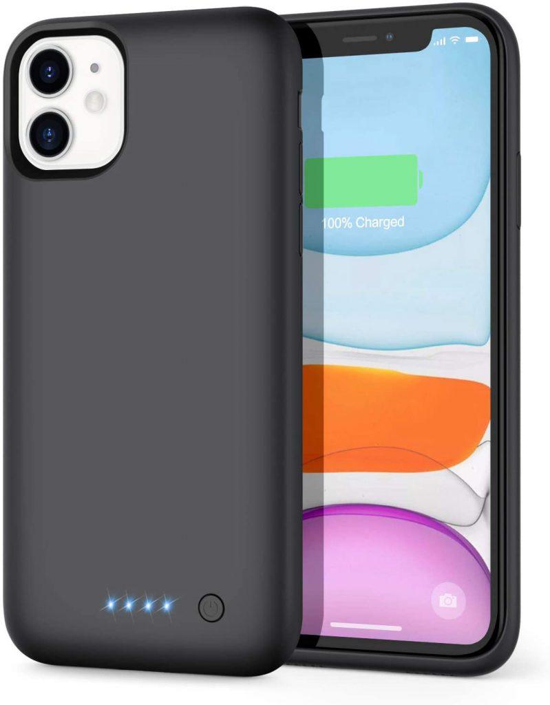 coque iPhone 11 batterie externe