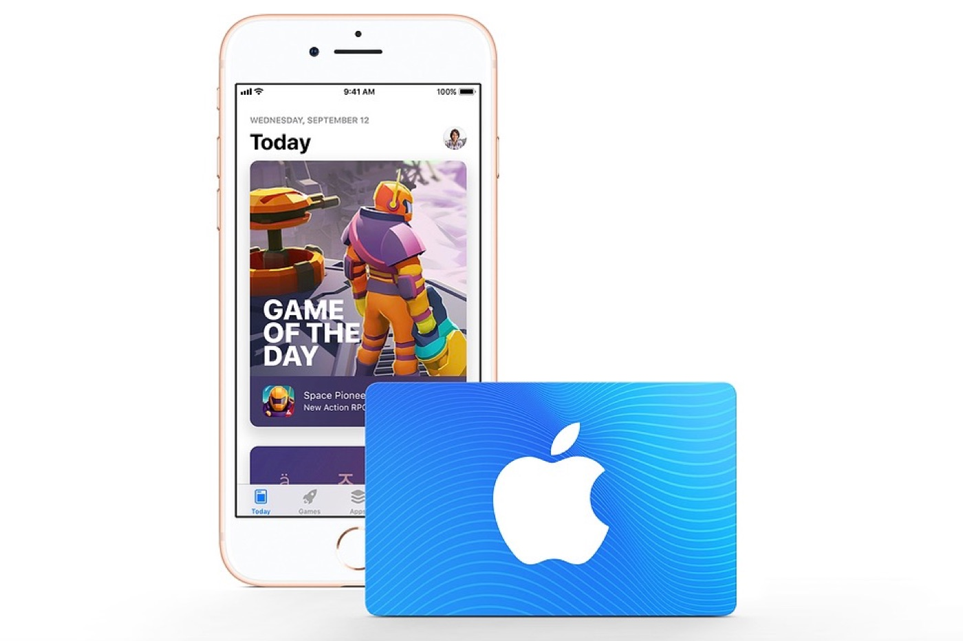 carte iTunes iPhone
