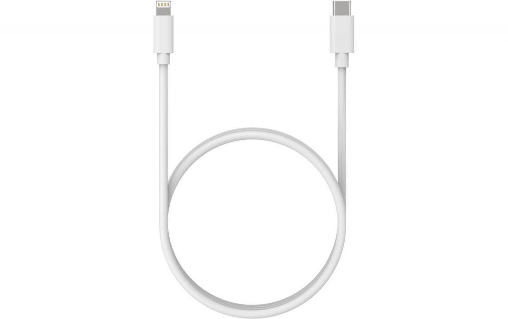 Chargeur iPhone Lightning Boulanger