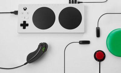 Contrôleur adaptatif Xbox