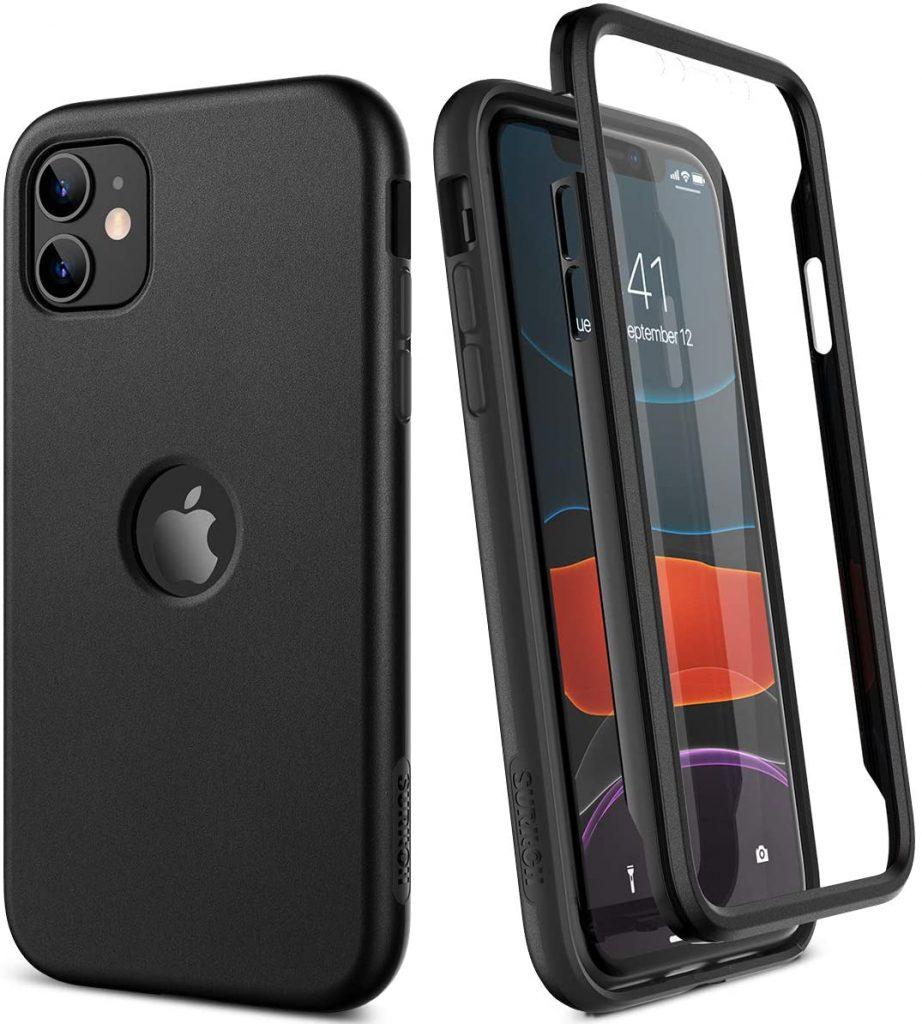 coque iPhone 11 écran et dos
